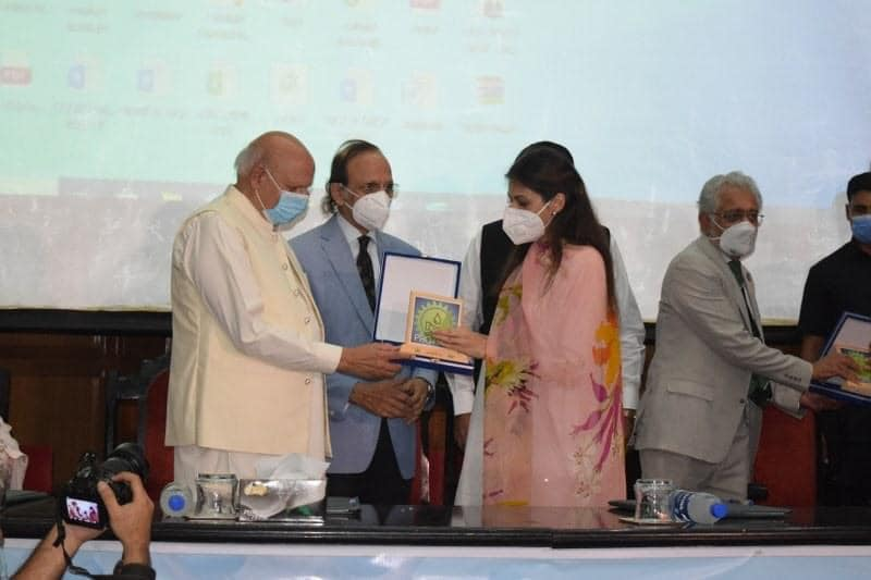 Picture of Governor Punjab Awarded InstaCare for Enabling Digital Healthcare Services for PROTECT Trial